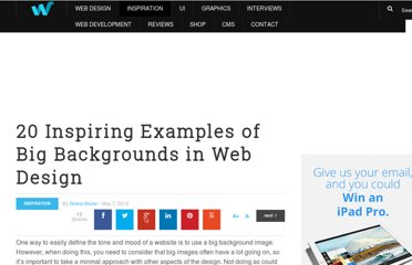 http://webdesignledger.com/inspiration/20-inspiring-examples-of-big-backgrounds-in-web-design