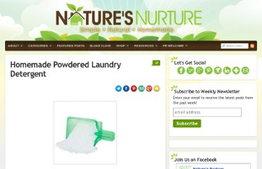 http://naturesnurtureblog.com/2012/01/20/how-to-make-powdered-detergent/