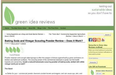 http://www.greenideareviews.com/2012/05/02/baking-soda-and-vinegar-scouring-powder-review-does-it-work/