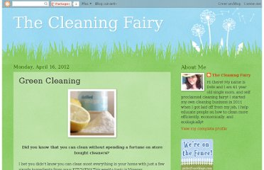 http://thecleaningfairy805.blogspot.com/2012/04/green-cleaning.html