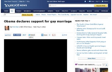 http://news.yahoo.com/obama-announces-his-support-for-same-sex-marriage.html