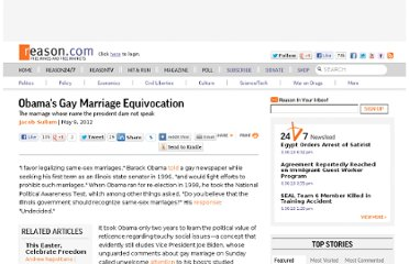 http://reason.com/archives/2012/05/09/the-marriage-whose-name-he-dare-not-spea