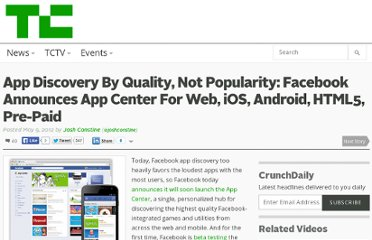 http://techcrunch.com/2012/05/09/facebook-app-center/