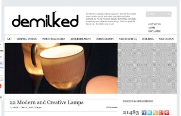 http://www.demilked.com/modern-and-creative-lamps/