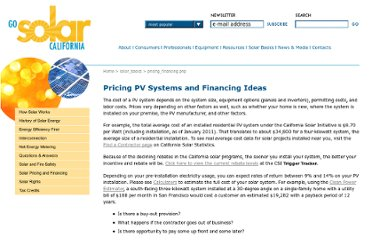 http://www.gosolarcalifornia.org/solar_basics/pricing_financing.php