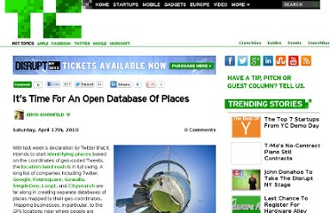 http://techcrunch.com/2010/04/17/open-database-places/
