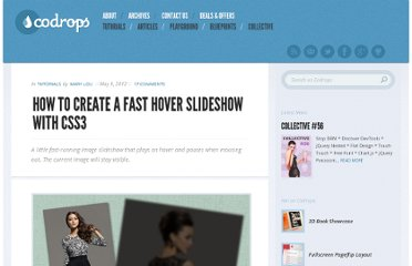 http://tympanus.net/codrops/2012/05/09/how-to-create-a-fast-hover-slideshow-with-css3/