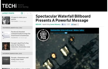 http://www.techi.com/2010/04/spectacular-waterfall-billboard-presents-a-powerful-message/