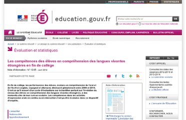 http://www.education.gouv.fr/cid59593/les-competences-des-eleves-en-comprehension-des-langues-vivantes-etrangeres-en-fin-de-college.html