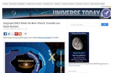 http://www.universetoday.com/95094/surprise-ibex-finds-no-bow-shock-outside-our-solar-system/