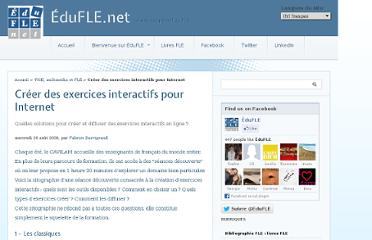 http://www.edufle.net/Creer-des-exercices-interactifs.html