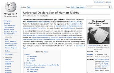 http://en.wikipedia.org/wiki/Universal_Declaration_of_Human_Rights