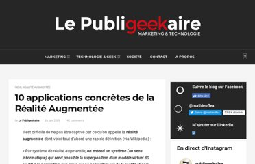 http://publigeekaire.com/2009/06/10-applications-concretes-de-la-realite-augmentee/