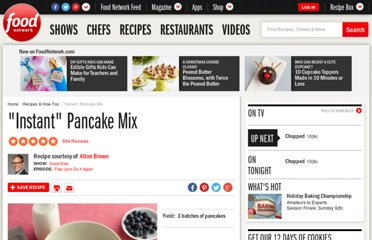 http://www.foodnetwork.com/recipes/alton-brown/instant-pancake-mix-recipe/index.html?rsrc=search