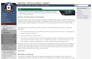 https://www.cia.gov/library/center-for-the-study-of-intelligence/csi-publications/books-and-monographs/sherman-kent-and-the-board-of-national-estimates-collected-essays/6words.html