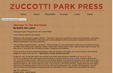 http://www.zuccottiparkpress.com/messagemovement.html