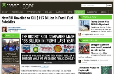 http://www.treehugger.com/energy-policy/new-bill-unveiled-kill-113-billion-fossil-fuel-subsidies.html
