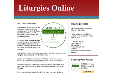 http://www.liturgiesonline.com.au/liturgies/main/index.php?ch_table=link7&year=A&SID=