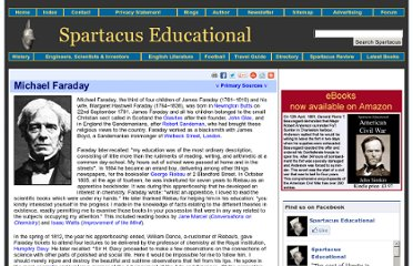 http://www.spartacus.schoolnet.co.uk/SCfaraday.htm