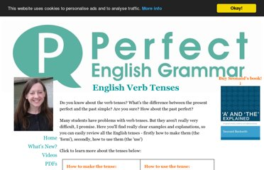 http://www.perfect-english-grammar.com/verb-tenses.html