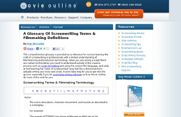 http://www.movieoutline.com/articles/a-glossary-of-screenwriting-terms-and-filmmaking-definitions.html#F
