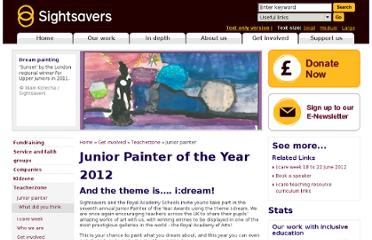 http://www.sightsavers.org/get_involved/teacherzone/junior_painter/