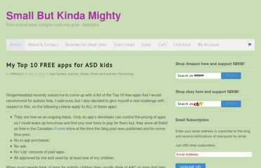 http://smallbutkindamighty.com/2012/05/08/my-top-10-free-apps-for-asd-kids/