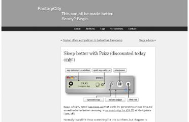 http://factoryjoe.com/blog/2006/09/11/sleep-better-with-pzizz-discounted-today-only/