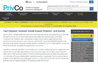 http://www.privco.com/research/top-5-reasons-facebook-should-acquire-pinterest-and-quickly