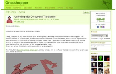 http://www.grasshopper3d.com/profiles/blogs/unfolding-with-compound