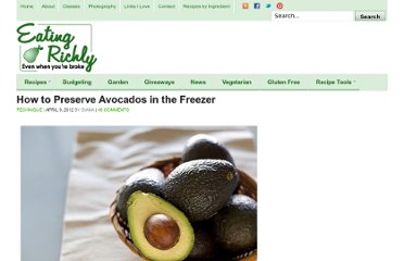 http://eatingrichly.com/04/how-to-preserve-avocados-in-the-freezer/