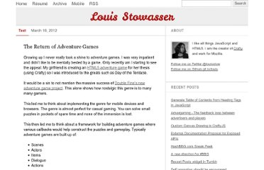 http://louisstowasser.com/post/19049602694/the-return-of-adventure-games