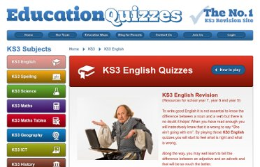 http://www.educationquizzes.com/ks3/english/?gclid=CL2uxYbW_a8CFUdlfAodakWOGA
