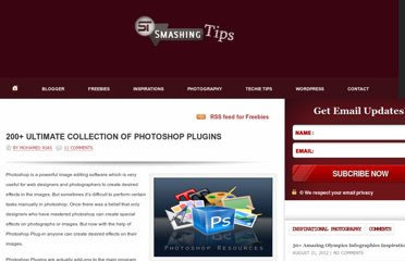 http://smashingtips.com/photoshop-plugins-addons