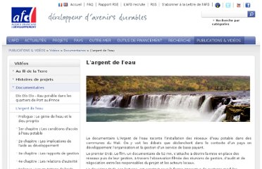 http://www.afd.fr/home/publications/Videos/documentaires/argent-de-l-eau