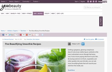 http://www.youbeauty.com/nutrition/galleries/smoothie-recipes