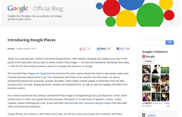 http://googleblog.blogspot.com/2010/04/introducing-google-places.html