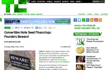 http://techcrunch.com/2012/05/13/convertible-note-seed-financings-part-3/
