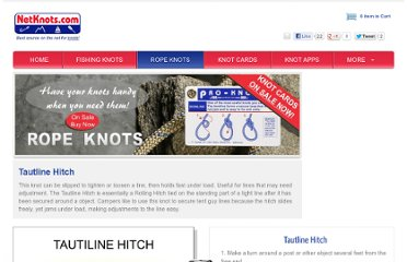 http://www.netknots.com/rope_knots/tautline-hitch/