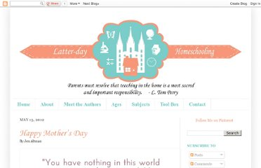 http://www.latter-dayhomeschooling.com/2012/05/happy-mothers-day.html