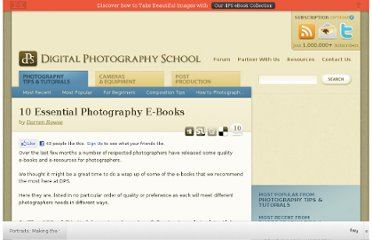 http://digital-photography-school.com/10-essential-photography-e-books-for-the-holidays