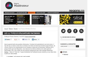 http://www.blogdumoderateur.com/les-11-types-dutilisateurs-facebook/