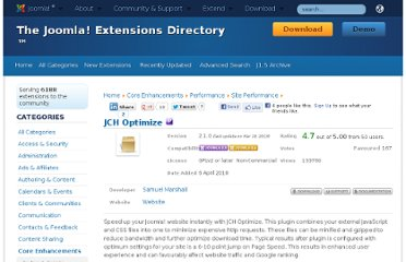 http://extensions.joomla.org/extensions/core-enhancements/performance/site-performance/12088