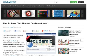 http://edudemic.com/2012/05/file-sharing-through-facebook-groups-is-here/
