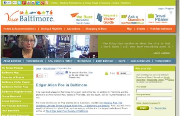 http://baltimore.org/arts-and-culture/edgar-allan-poe