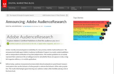 http://blogs.adobe.com/digitalmarketing/digital-marketing/digital-advertising/announcing-adobe-audienceresearch/