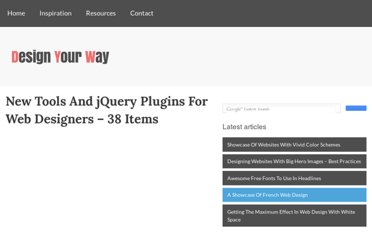 http://www.designyourway.net/blog/resources/new-tools-and-jquery-plugins-for-web-designers/