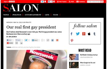 http://www.salon.com/2012/05/14/our_real_first_gay_president/