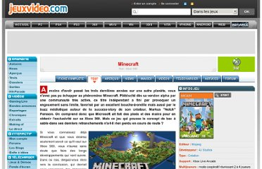 http://www.jeuxvideo.com/articles/0001/00017010-minecraft-xbox-360-edition-test.htm