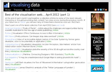 http://www.visualisingdata.com/index.php/2012/05/best-of-the-visualisation-web-april-2012-part-1/
